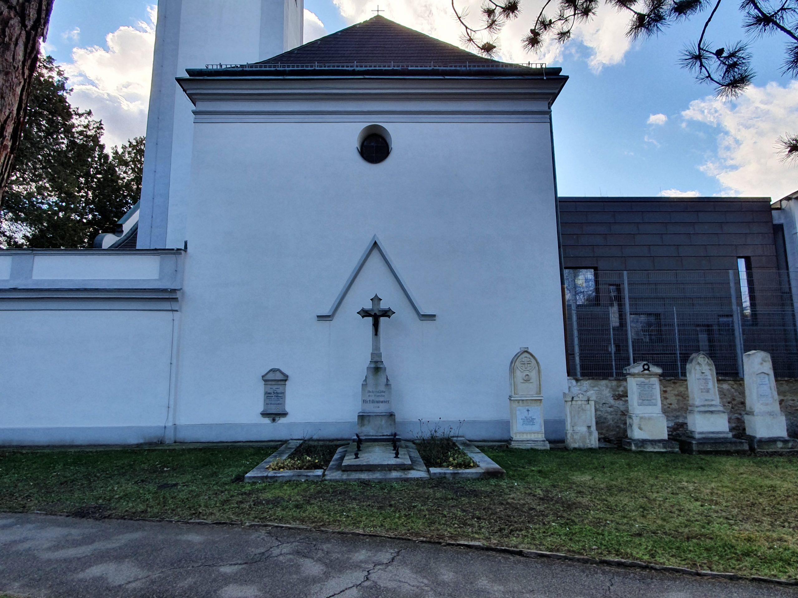 Chiesa di Aspern Vienna