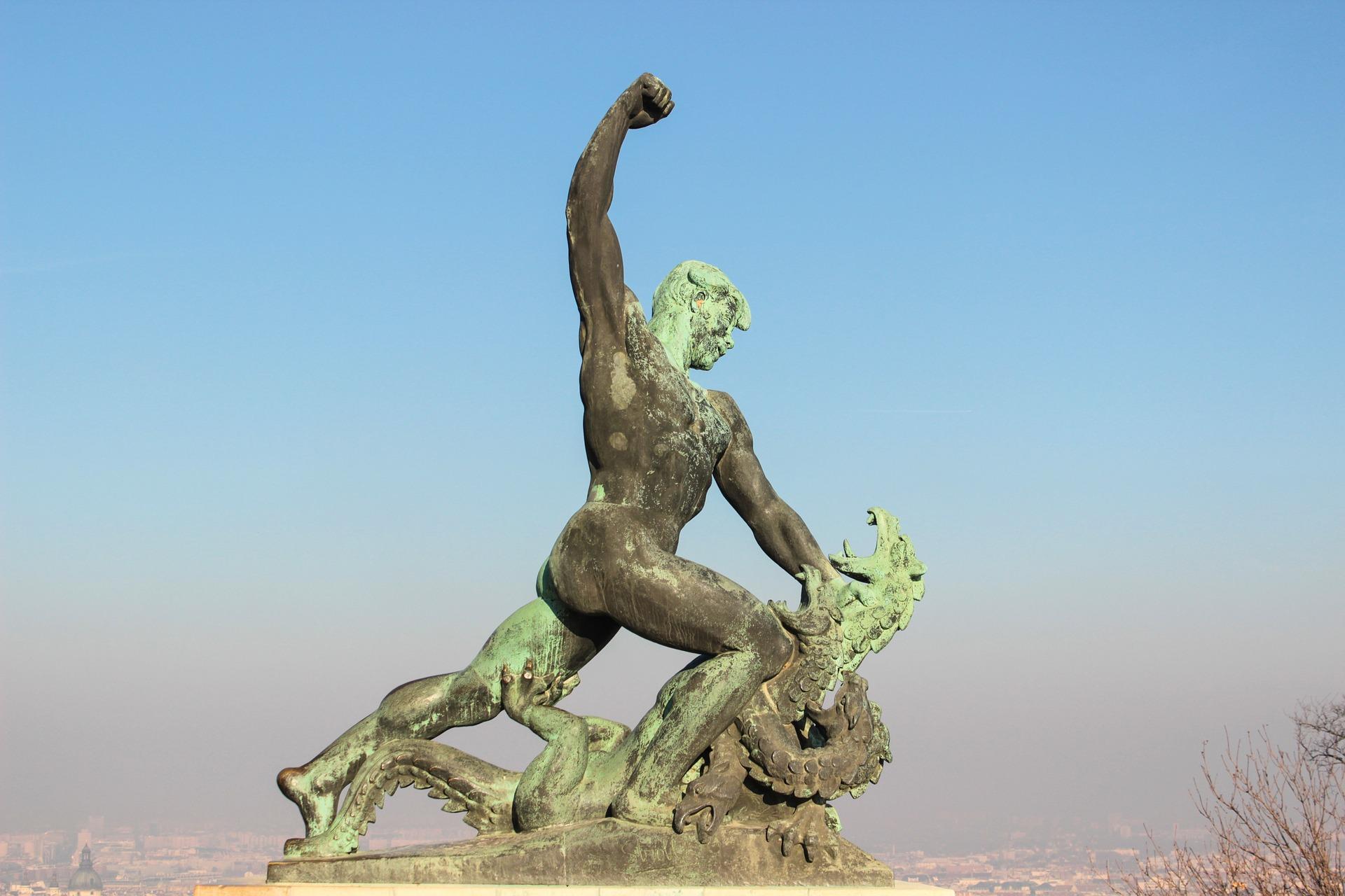 Ercole e l'Idra di Lerna
